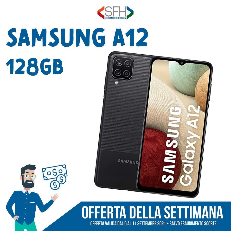 Offerta Samsung A12
