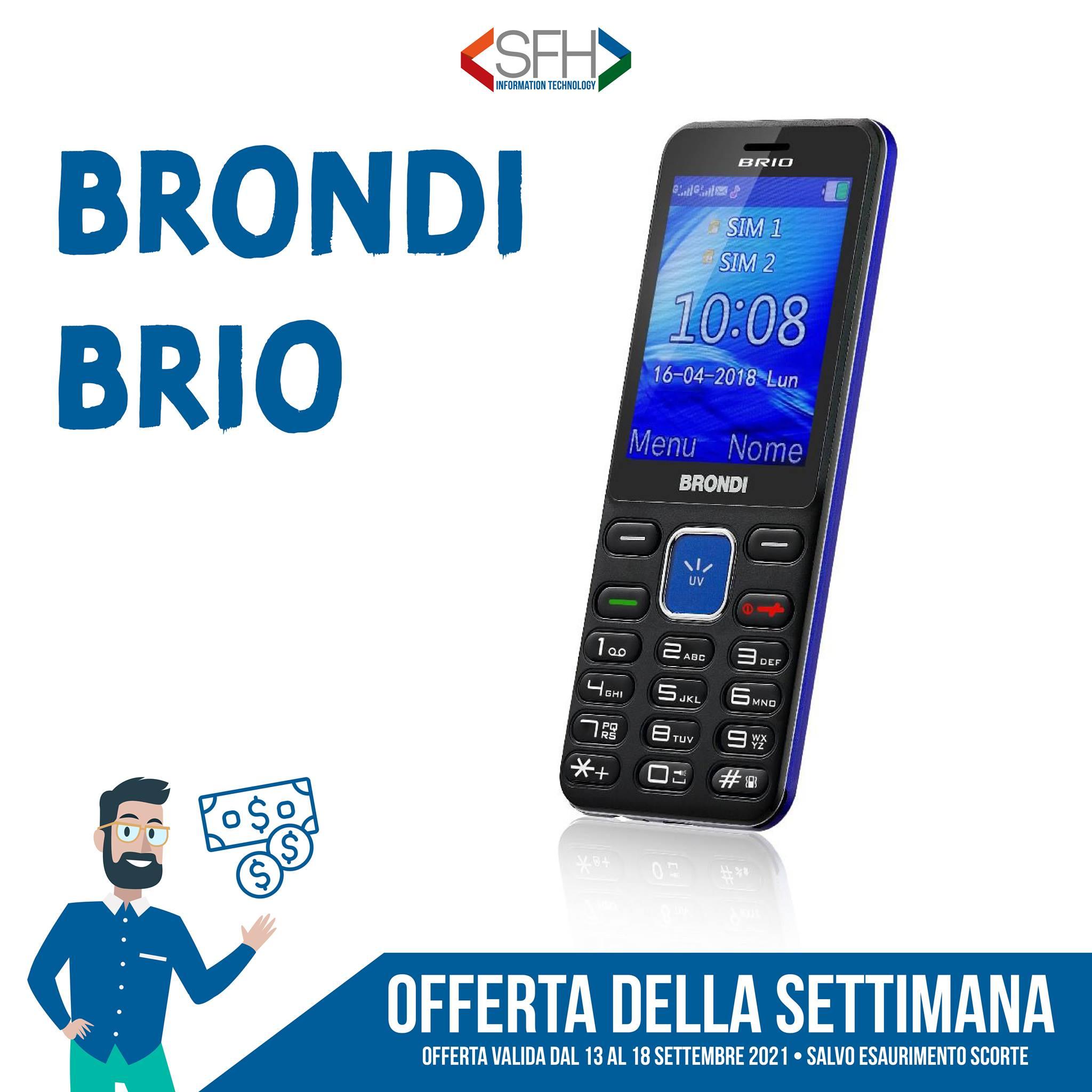 Brondi BRIO